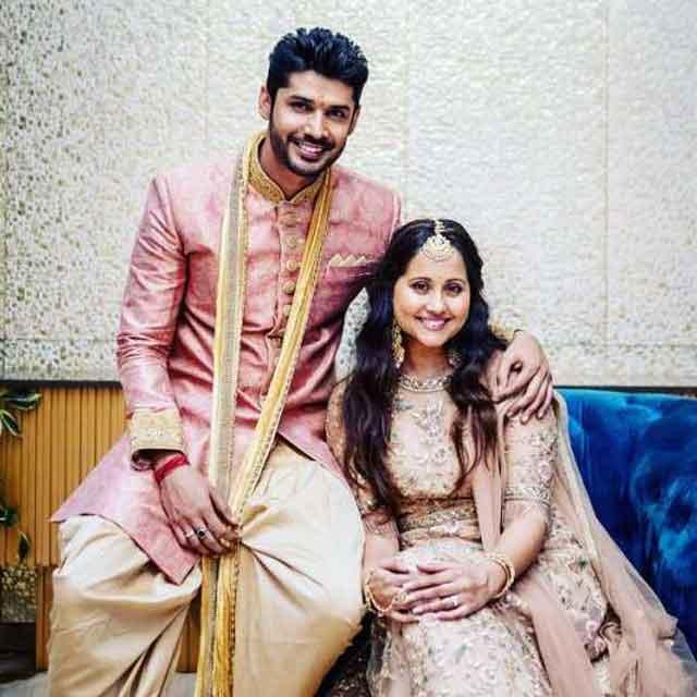 Apeksha Dandekar Wedding Photos