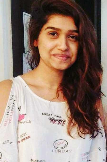 Rasika Sunil Without Makeup