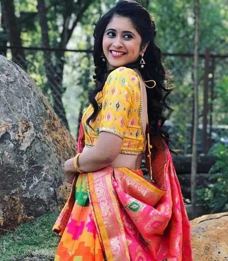 Tula Pahate Re Actress Isha Nimkar