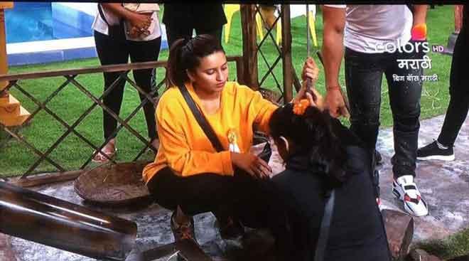 actress shivani surve in big boss marathi 2