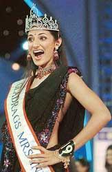 shilpa reddy beauty pageant 2004