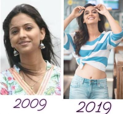 tejashree pradhan body transformation