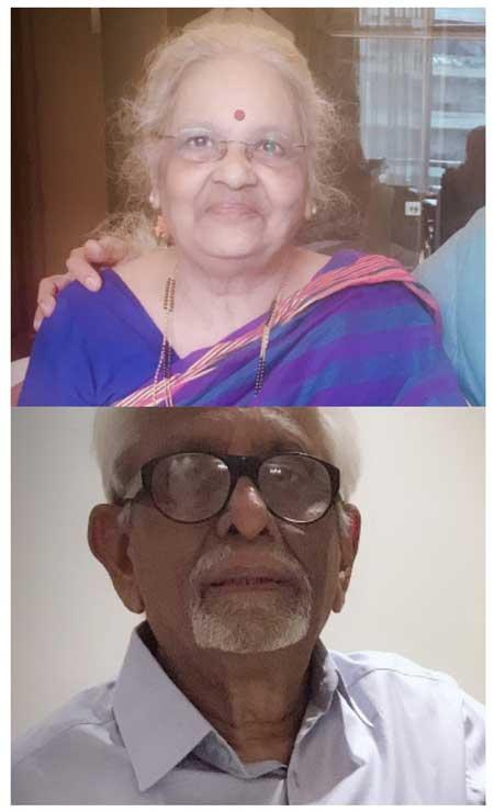 Ashwini Kalsekar Family