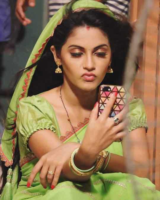 Krishna Chali London Actress
