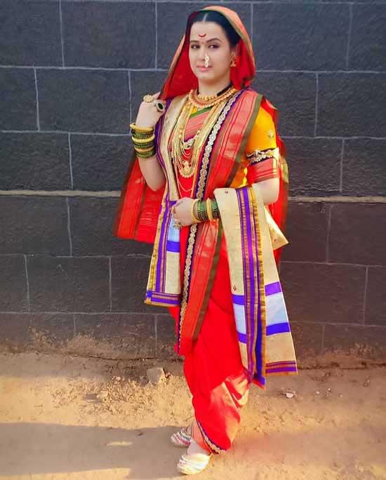Prajakta Gaikwad Images