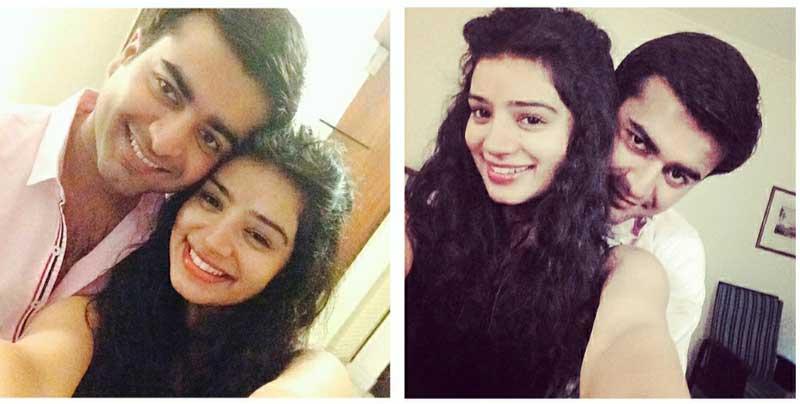Sukirti Kandpal With Boyfriend Rishabh Jain
