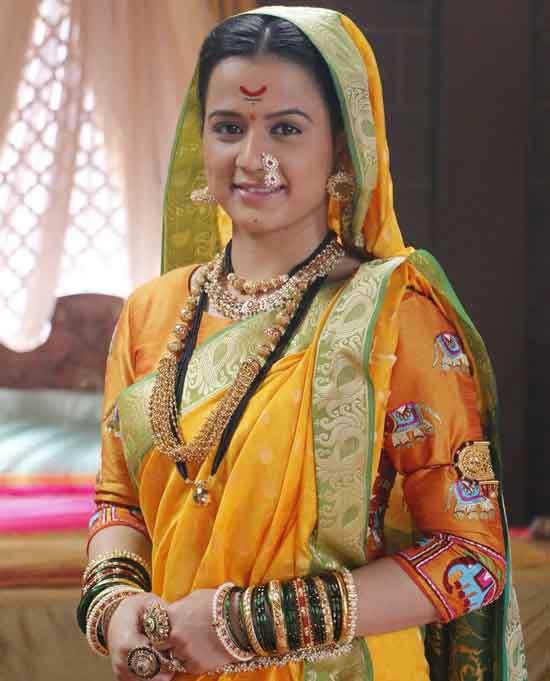 Swarajya Rakshak Sambhaji Actress