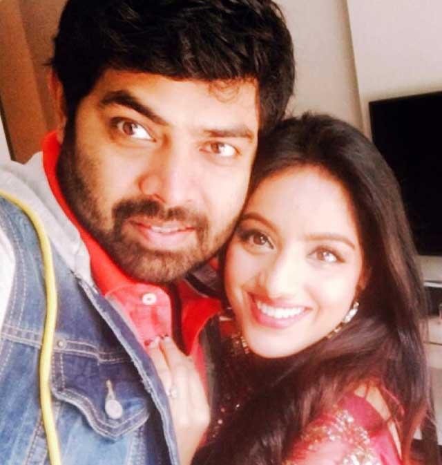 deepika singh with husband rohit raj goyal