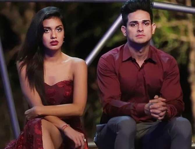 priyank sharma with x girlfriend divya agarwal