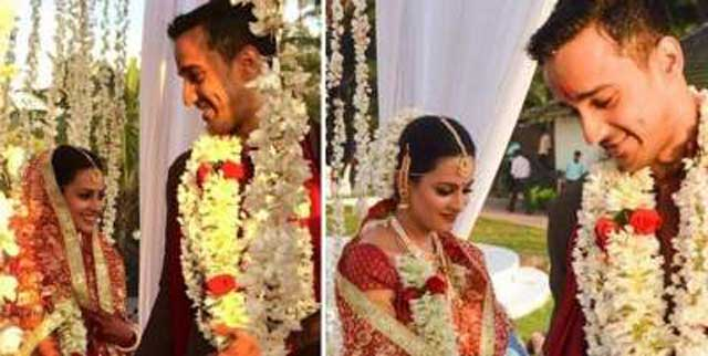 anita hassanandani wedding photos