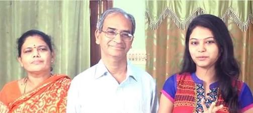 ramya behara family