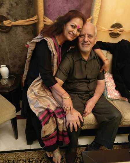 Ankita Shorey Mother And Father