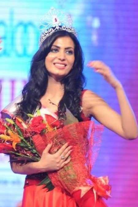 Ankita Shorey Wins Femina Miss India-2011