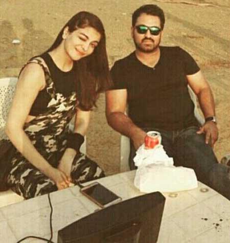 Ankita Shorey With Brother Aman Shorey