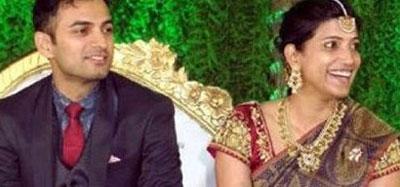 amrapali kata ias with husband sameer sharma